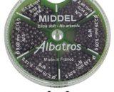 Albatros distributeur 6-vaks Franse loodhagel 100 g middel