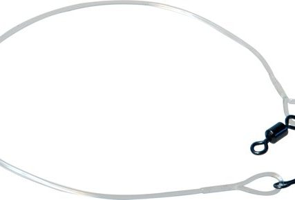 Shockabsorber 1,5mm transparant 15 cm