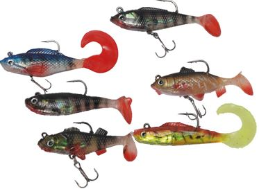 Invader Ready Shads Assortie