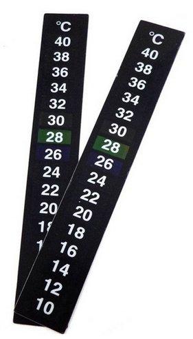 Zelfklevende thermometer