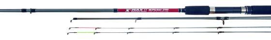 Winkle Picker 240cm 2delig Zwart 125 cm