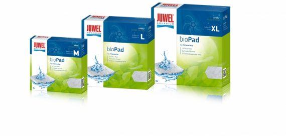 Juwel biopad watten (compact) Wit maat M