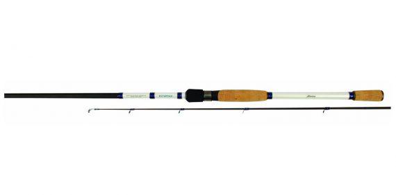 Kinetixx spin 270cm 2delig Wit 20-50g 140 cm