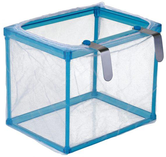 kweekbakje van fijnmazig net