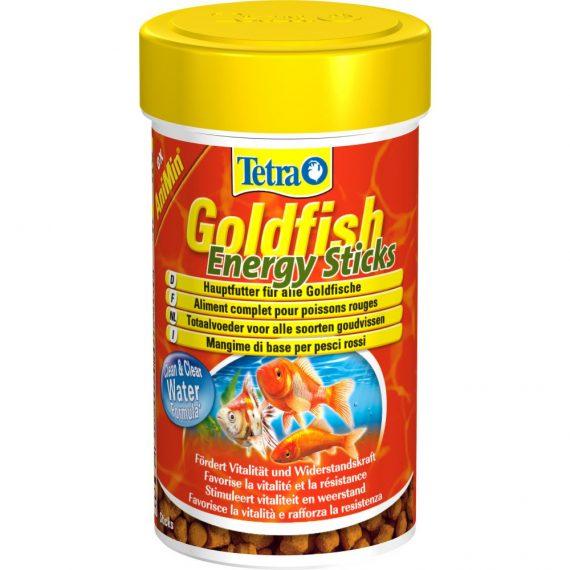 Visvoer goldfish energy sticks 100 ml