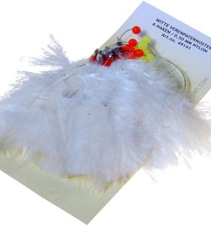 Albatros verenpaternoster 6 haaks 115cm zeevis
