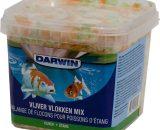 Darwin Vijvervoeding Vlokken Mix
