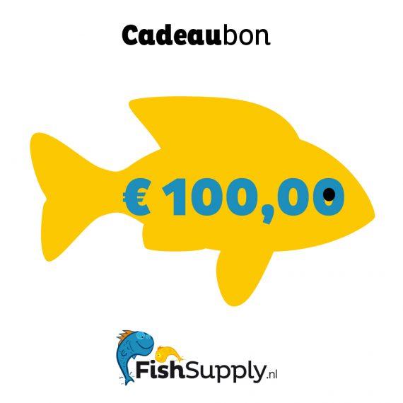 Waardebon ad € 100,00