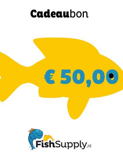 Waardebon ad € 50,00