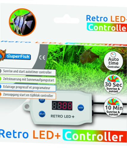 Superfish Retro LED + controller