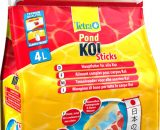 Tetra Pond koi sticks 4 liter