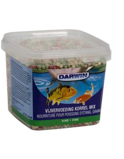 Darwin Vijvervoeding korrel Mix 2.5l