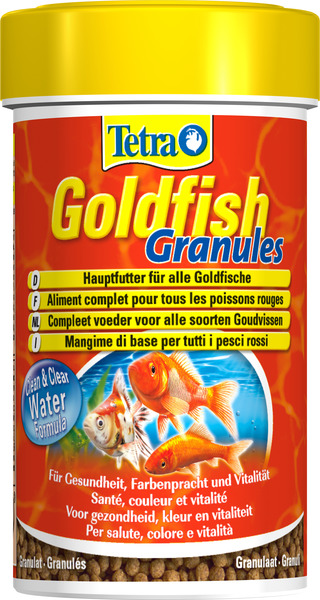 Tetra visvoer goldfish granules 100 ml