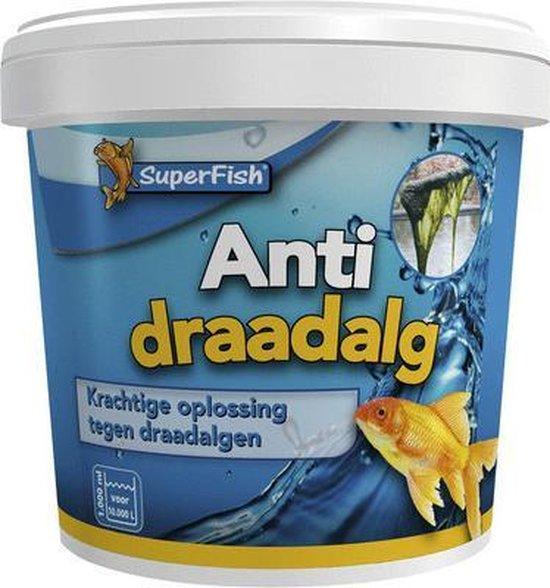 Anti draadalg Superfish