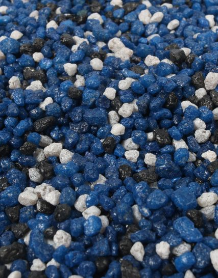 Aquariumgrind blauw mix (2 kilo)